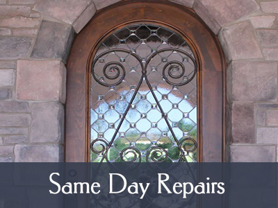 same day stained glass repairs